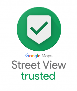 Google Maps - Street View Trusted Badge